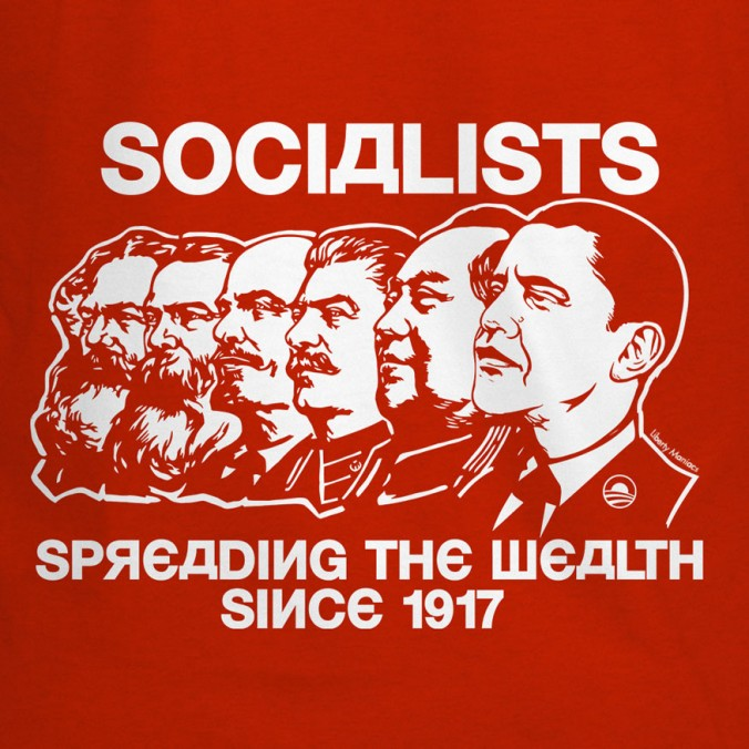 Obama-Socialists-Spreading-The-Wealth-Since-1917-closeup-Liberty-Maniacs